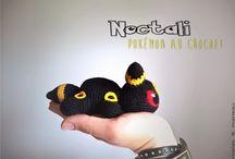 Crochet noctali
