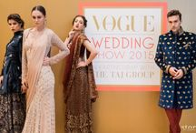 Vogue Wedding Show 2015