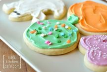 Sweets ~ Cookies / by Carole Vierzba
