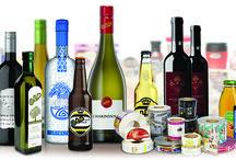 Etichete Sticle Bauturi / Etichete in Rola pentru Bauturi