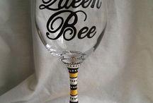 Wine glass and mug inspiration