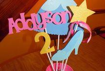 Themes - Disney Princess / Disney princess cakes and party ideas