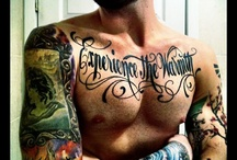 Tattoo ideas / by David Reynolds