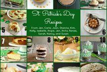 Recipes - St. Patrick's Day / by Melissa Foss