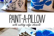 fabric painting and more