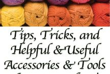 CROCHET TIPS & TRICKS