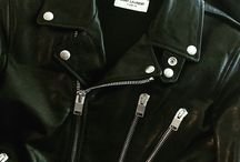Leather combi