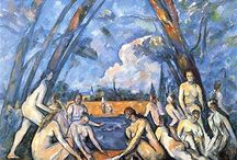 Paul Cezanne / Pittura Postimpressionista