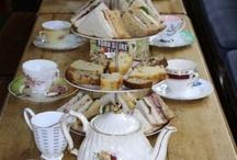 Vin d'honneur as Tea Time
