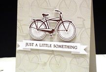 Card Ideas / Inspiration for handmade cards for a variety if occasions.