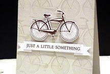 Karten Fahrrad