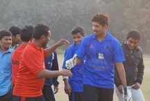 Deepak Malik / Deepak Malik is visually impaired Indian Cricket Team player. Deepak is leading Haryana team as captain. He has played for  Indo - Pak friendship cricket series for the Physically Challenged.