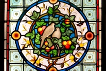 Stained glass loveliness