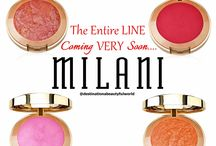 MILANI COSMETICS / We bring you the complete line of MILANI that celebrates the beauty of every woman worldwide.