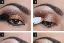 Eye tutorial / Make-up