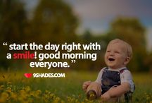 Good Morning Quotes / Share Good Morning Quotes with your Friends and Family and Loved One. Use This High Quality Quotes for Facebook, Twitter and Whatsapp Customized Profile Dp Picture from our website 9shades.com.