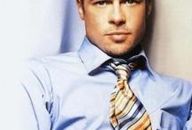 Brad Pitt, Icon / by Brad Doty