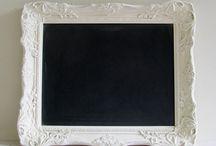 BLOG POST- - Chalkboards / by Wedding Planner & Designer-Key West
