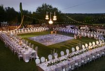 Outdoor weddind