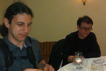 A Bellevue jelentése szép kilátás / Szombaton Ebeden kezdtünk be Bernát Gyurival (Fekete Tamás Videóstúdió) és Kovács Ferenc Olasszal, majd az esztergomi Hotel Bellevue-ben folytattuk a dajdajozást a Retro zenekarral. Poszt nemsokára a Vőfélyblogon.