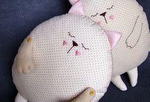 szycie - poduszki