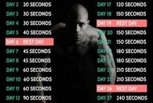 Fitness & Fitness Challenges