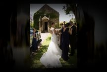 Wedding Slide Show Videos / A series of photos from different weddings and also videos of just black and white images, videos of wedding accessories etc.