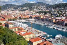 France. Provence. Monaco.