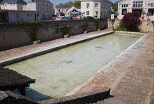 Lavoirs de la région de Doué-la-Fontaine