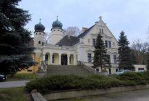 Lubinicko - Pałac / Pałac w Lubinicku zbudowany w 1886 r. przez rodzinę Schulz. Następnie dobrami zarządzał Anton Hauk. Od roku 1945 obiekt użytkowany przez PGR, a następnie Agencję Nieruchomości Rolnych Skarbu Państwa.