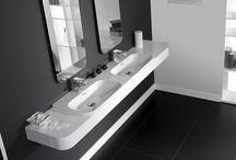 Lavabos / Washbasins / Lo último en diseño de baños. Lavabos de diseño by Noken Design / by Noken Porcelanosa Bathrooms