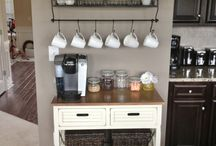 Kitchen and Dining Inspirations / Designs, pictures and plans for kitchen and dining area in new house / by Motorsport Mama