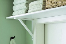 Bathroom Organistaion / by Planning With Kids
