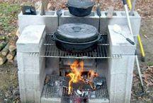 Grill och ugn