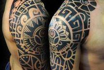 tattoo spalla 1