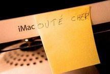 L'humour des post-it !