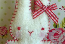 Red and white / Sweet inspiration