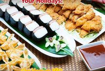 Happy Holidays / Gift to the one you LOVE & Enjoy the meal you LOVE for FREE #OnoHawaiianBBQ Visit www.OnoBBQ.com for full details! *Terms & conditions apply on all promotions.