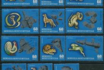Space Exploration Stamps / Stamps with topic Space Exploration