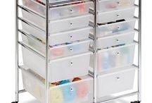 craftroom storage - pysselrum idér
