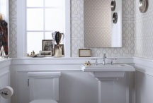 bathrooms / by Janet Goulet