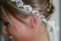 Follow Your Head-Piece / The new headpiece trend with added sparkle for your wedding day
