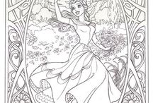 Adult Coloring Pages / Adult Coloring Pages  / by Andrea Doughty