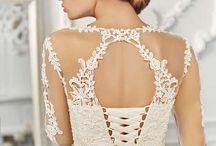 Свадебные платья La Petra
