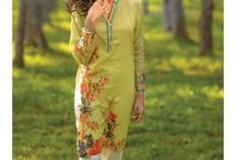 Digital Lawn- Summer Fantacy Kurti Collection By Alkaram