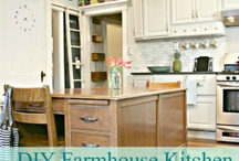 Kitchens / by Abagail Hinton