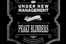 Peaky blinders party