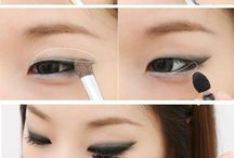 Mono lids eye makeup / All about eyes makeup