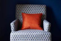 Jane Churchill tekstiler