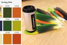 Le nostre palette di colori